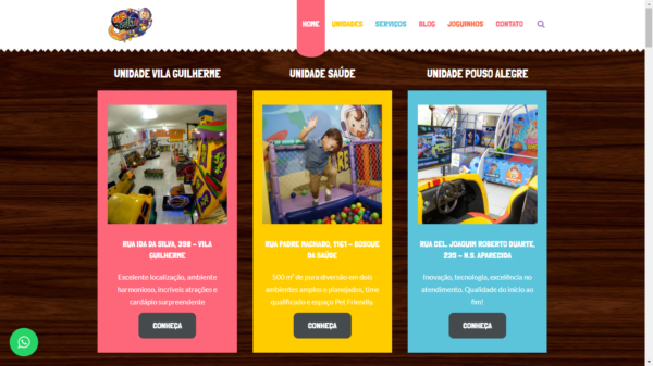 Buffet Kids Point Site Jcsr