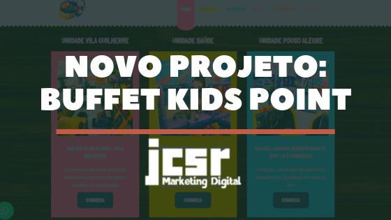 Novo Projeto Buffet Kids Point
